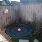 stadsvergroener trampoline